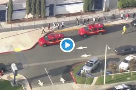 Al menos 7 heridos en un tiroteo en un instituto de California