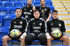 Examen de nivel para el Palma Futsal