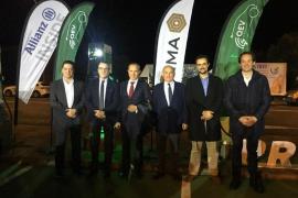 Inauguran la primera electrolinera de Baleares en el polígono de Son Castelló de Palma
