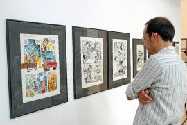 Los autores baleares protagonizarán el salón del cómic de Andorra
