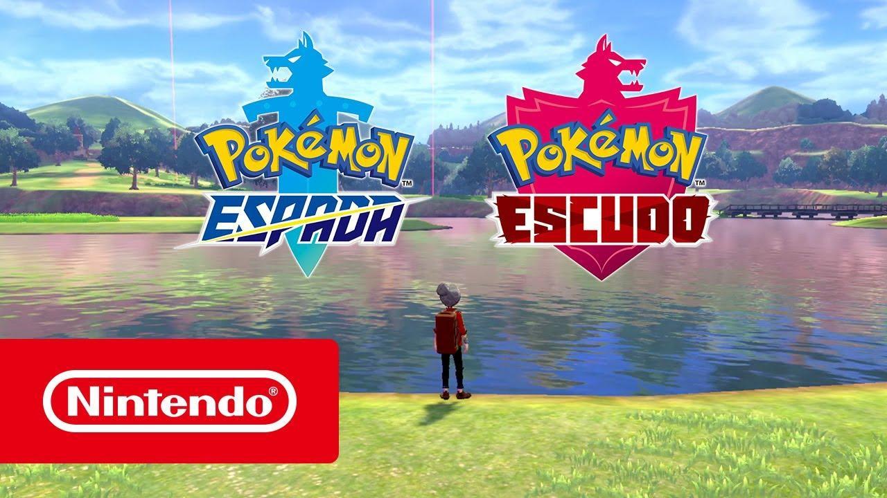 Pokémon Espada y Pokémon Escudo llegan hoy