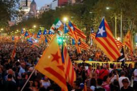 El «no» a la independencia supera en 7 puntos al «sí», según el sondeo catalán