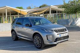 Land Rover Discovery Sport, un SUV amplio y deportivo