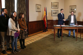 Trabajo, Igualdad y Universidades, ministerios en juego para Unidas Podemos