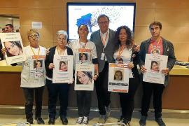 El Centro Nacional de Desaparecidos aborda en Madrid el caso de Malén Ortiz