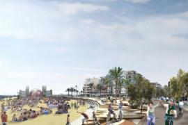 El PP confirma que se redactará un nuevo proyecto de reforma de la Platja de Palma