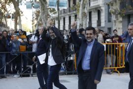 Amnistía Internacional critica la sentencia del 1-O y exige la liberación de Sànchez y Cuixart