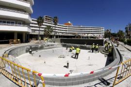 Borrego confía en que el proyecto de Meliá en Magaluf sea el «símbolo» de la reconversión de zonas maduras