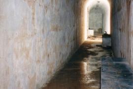 Cort abre al público un antiguo refugio antiaéreo, ubicado en el Paseo Sagrera
