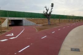 El Consell construirá en 2020 cerca de 12 kilómetros de carril bici y sendas para peatones