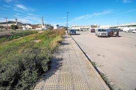 Propietarios del polígono de es Gorg demandan a Vila por querer construir el centro en el solar del parking