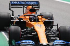 Histórico podio de Carlos Sainz