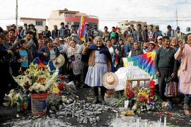 Las protestas en Bolivia suman ya 23 muertos y casi un millar los heridos
