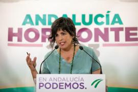 Teresa Rodríguez (Podemos) desconfía del PSOE