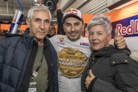 Lorenzo: «Mi sensación es de libertad»