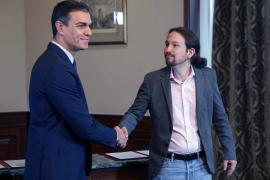Podemos consultará desde el sábado a sus bases si apoyan gobernar con el PSOE