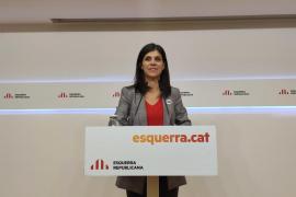 ERC ve el juicio a Torra como una «muestra más de la deriva autoritaria» del Estado