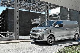 El Peugeot e-Expert; a la venta a mediados de 2020