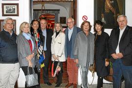 Presentación del audiovisual 'Phantasia' en el Palau del Rei Sanxo