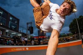 El 'skater' Jaime Mateu se acerca a Tokio 2020