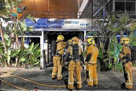 Varios bomberos resultan intoxicados por problemas con los equipos de respiración