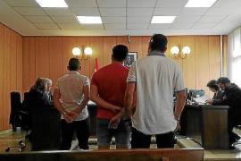 Un año de prisión para dos hombres por dar una paliza a otro en Palma