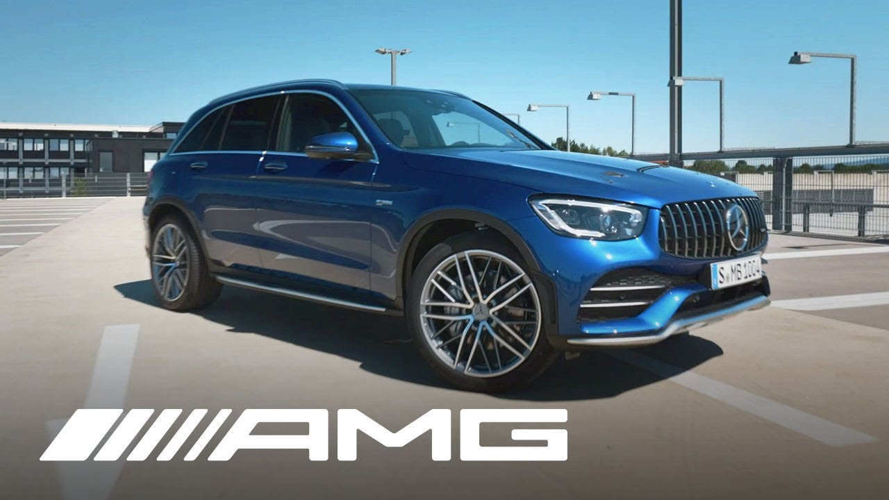 Mercedes-AMG actualiza la emblemática gama GLC