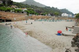 Pollença pierde las cuatro banderas azules de sus playas por no tramitar la renovación