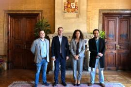 El Consell respalda la creación del Área Metropolitana de Palma