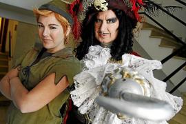 'Peter Pan' se instala en el Auditòrium patra entretener a toda la familia