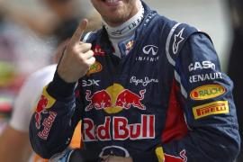 Vettel regresa a la 'pole' en Baréin mientras que Alonso saldrá noveno