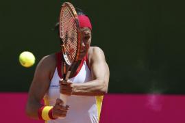 Silvia Soler empata para España la eliminatoria de la Copa Federación