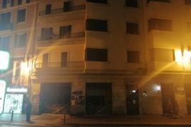 Desalojado otro edificio de Palma por peligro de derrumbe