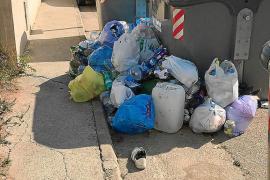 Los ayuntamientos de Mallorca blindarán los contratos de recogida de basura para evitar las huelgas