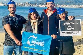 El futuro de los tiburones se decide en Palma