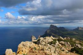 Mallorca vive la mañana más fría de la temporada