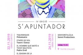 Alaró vive un fin de semana teatral con la cuarta edición del festival 'S'Apuntador'