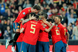 España compartirá bombo con Bélgica, Ucrania, Italia, Inglaterra y Alemania