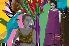 Cartel de la película 'La vida invisible de Eurídice Gusmâo'