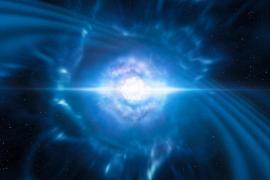 Detectado el estallido de luz más potente del universo
