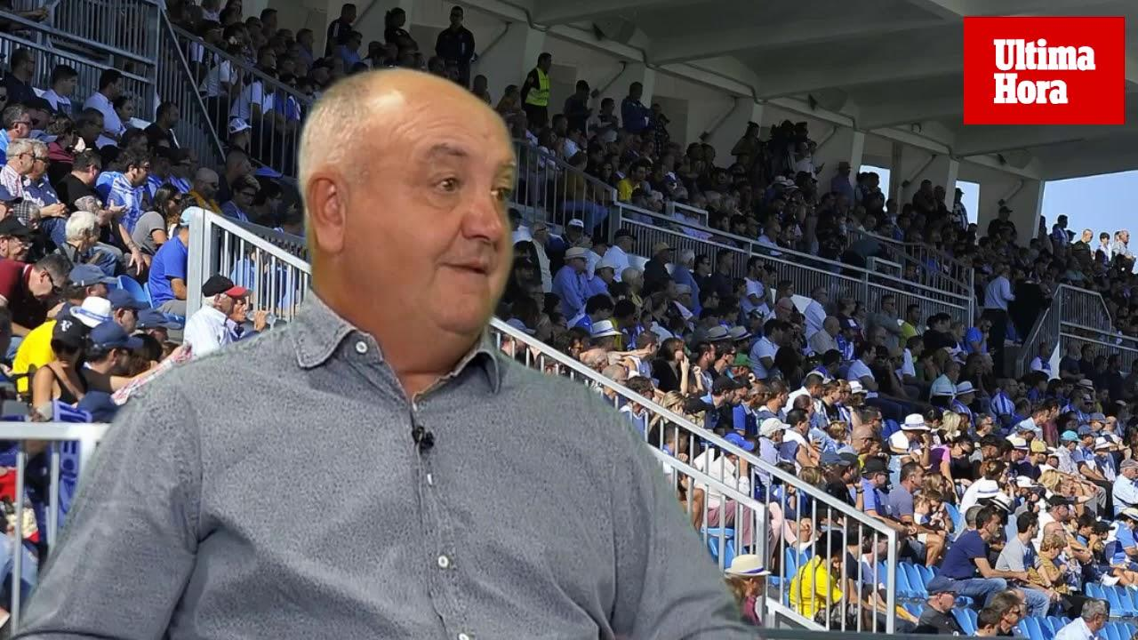 Manix Mandiola quiere seguir en el Atlético Baleares