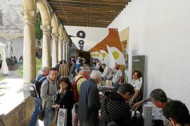 La novena edición de la Fira del Vi de Pollença se erige en un referente del sector vitivinícola