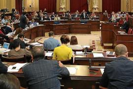 El Govern se queda sin mayoría en la comisión de los Presupuestos