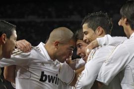 El Real Madrid acaricia la Liga