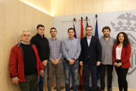 Cort invierte 400.000 euros en nuevo material para la iluminación de Navidad