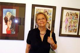Muere Purita Campos, la creadora de 'Esther y su mundo'