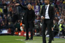 Mourinho logra la victoria  en el Camp Nou en su décima visita