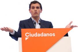 Rivera ve la salida de Villegas de Ciudadanos como una pérdida para la política