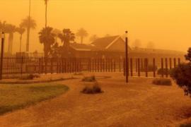 El fenómeno meteorológico que ha teñido a Australia de naranja