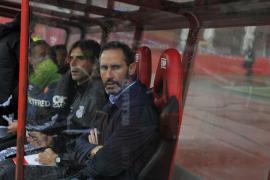 Vicente Moreno: «Es una leyenda urbana que el Mallorca es un desastre fuera»